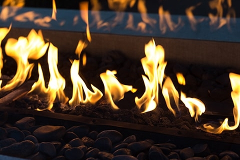 The Pros and Cons of Gas and Wood Burning Fireplaces