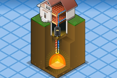 Geothermal Versus High-Efficiency Gas Furnaces from JP Heating & Air Conditioning